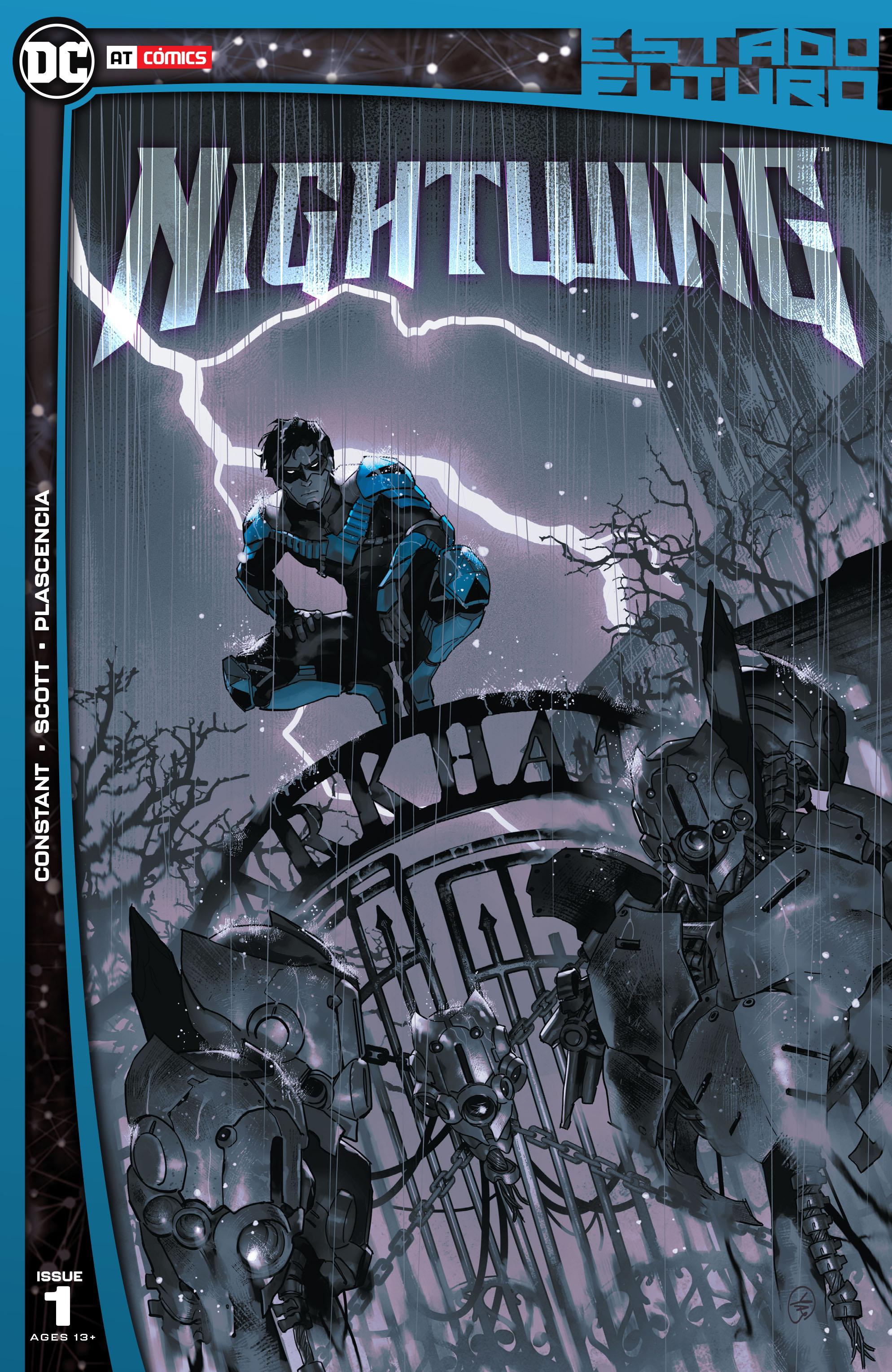 Estado Futuro - Nightwing