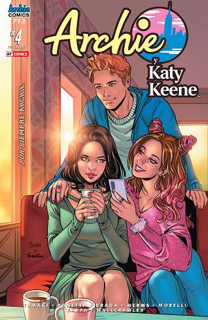 Archie Vol 1 (2018) (700+)