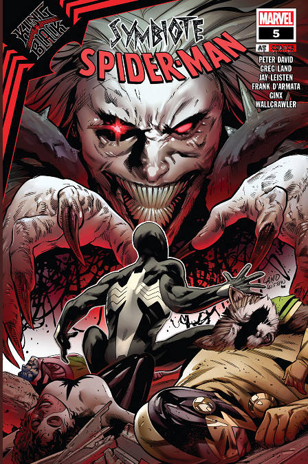 [King in Black] Symbiote Spider-Man