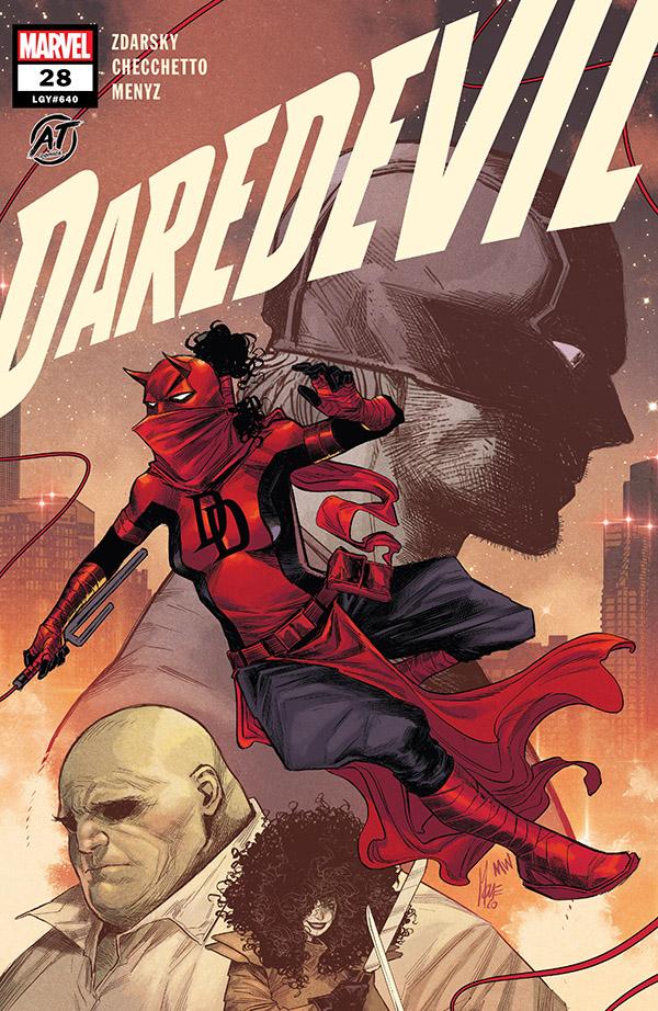 Daredevil [Vol. 6] (Desde el #28)
