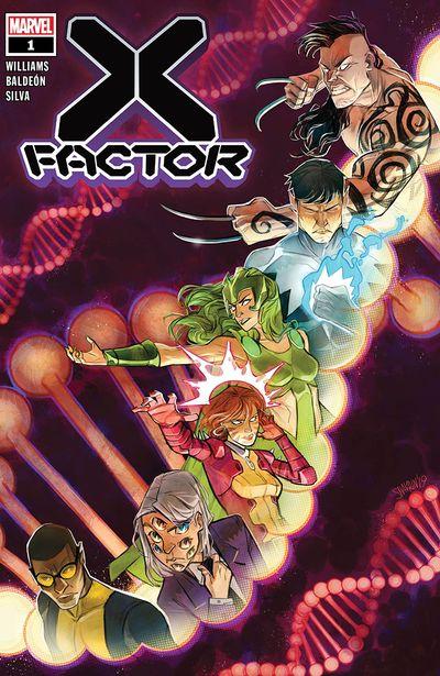 X-Factor Vol. 4
